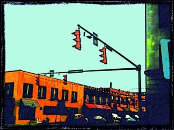 Canton Arts District - Foursth Street