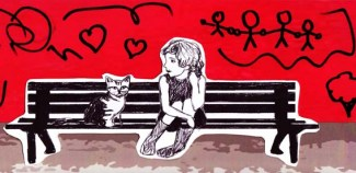 Okey's Promise Art for a Cause mural sketch