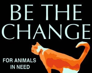 Be the Change for Animals