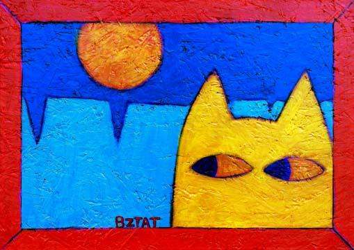"""""""Yellow Alley Cat"""""""