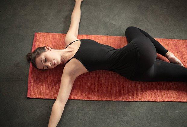 Yoga Twist#1