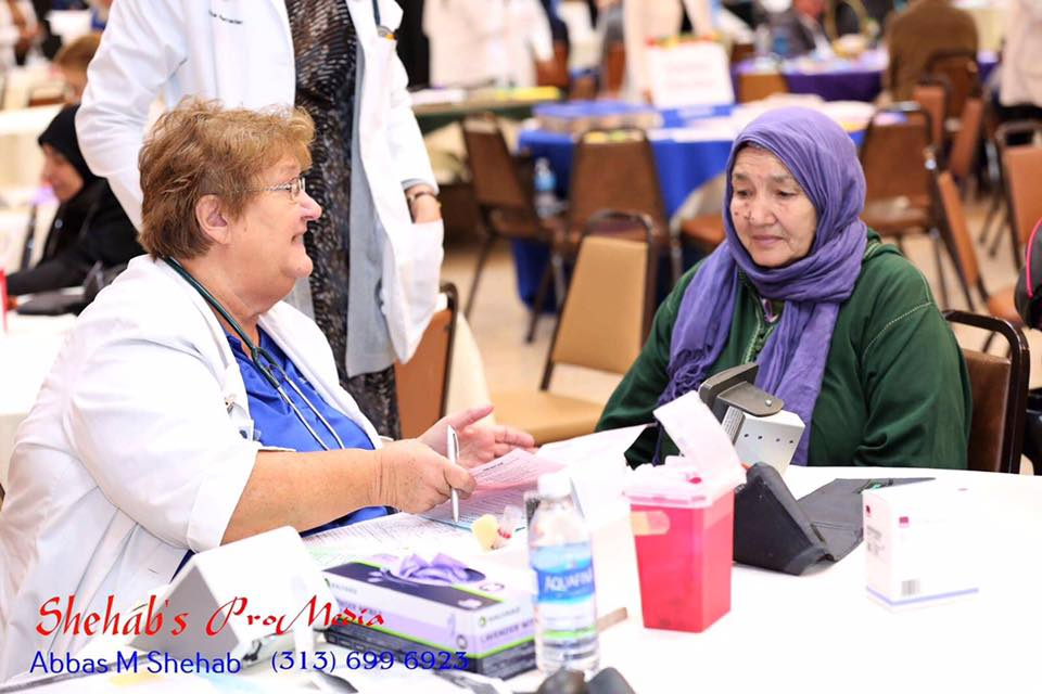 C-ASIST/ Islamic Institute of Knowledge held its 2nd Annual Free Health Fair