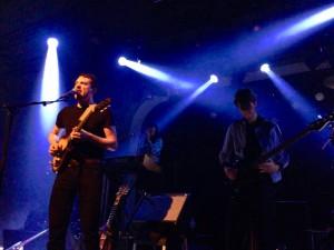 Bert Dock, zanger en gitarist