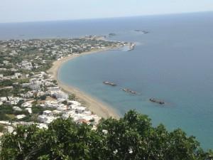 Stranden in Skyros
