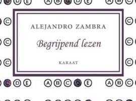 Begrijpend lezen van Zambra