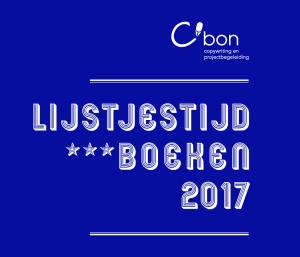 Lijstjestijd, driesterrenboeken 2017 van C'bon