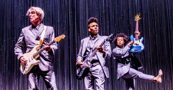 Concert van David Byrne op Werchter 2017 leverde ettelijke oorgasmes op