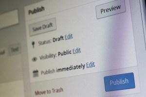 Werken in de cms van WordPress? Piece of cake