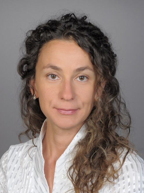 Portrait of Anna Scolobig