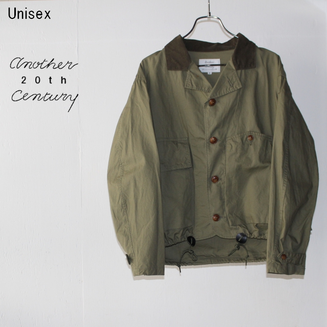 another 20th century フィッシングジャケット River Runs Jacket ACB-1002 (OLIVE)