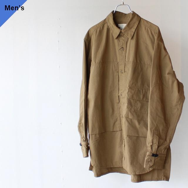 マウンテンワークシャツ Mountain work shirt (Coyote)