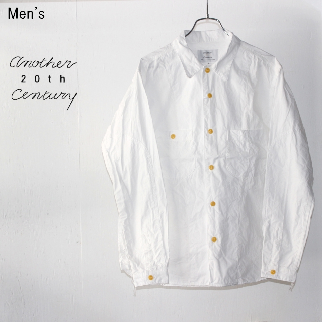 another 20th century アートワークシャツ Artwork Shirts ACB-2001 (WHITE)
