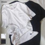 weac. パグ刺繍ポケットTシャツ PUG-T 18SS