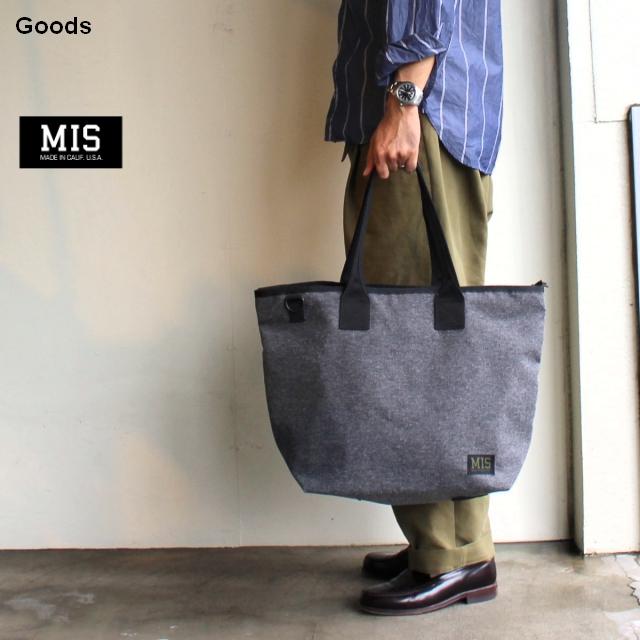 MIS TOTE BAG DENIM CORDURA (Limited Model)