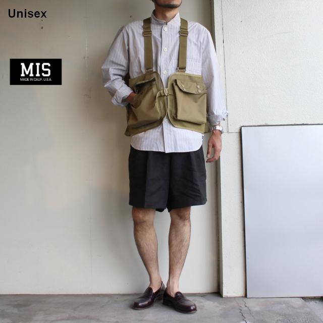 MIS ハンティングベスト HUNTING VEST (コヨーテ)
