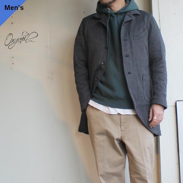 Orgueil サックコート Sack Coat  ブラック OR-4150