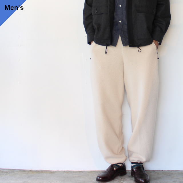 ENDS and MEANS ポーラテックフリーストラウザー Tactical Fleece Trousers EM202P013