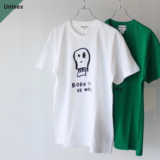 Honky Tonk weac. ワイルドにいこう Print T-shirt