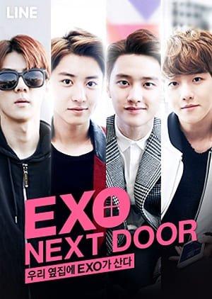 اكسو في الباب المقابل EXO.Next.Door