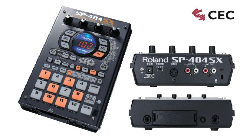 Roland SP-404SX Verleih