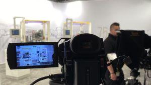 hartingtechnologiegruppe, studio8, hartingexpertscamp, livestreaming, livestreamstudio, medientechnikhannover, studiobau, streamstage