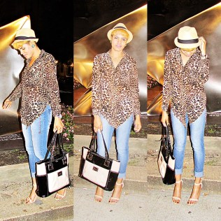 The Leopard Influencer
