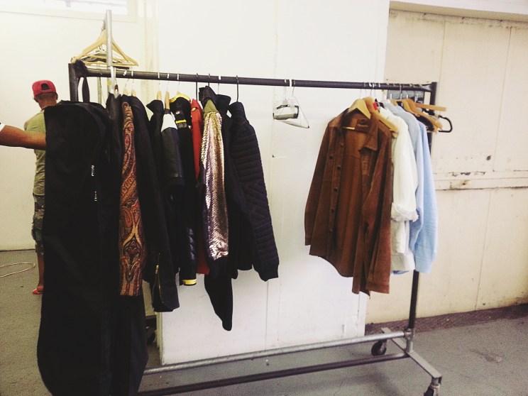 Designers rack