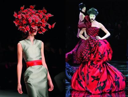 Alexander McQueen Paris Fashion Week Spring/Summer 2008 - Runway