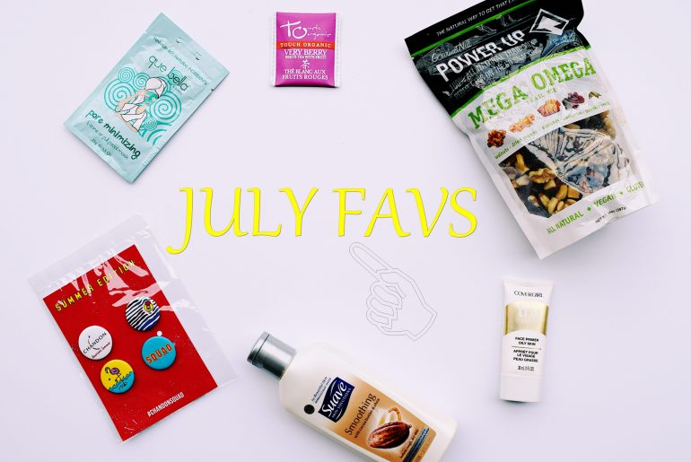 July Favorites