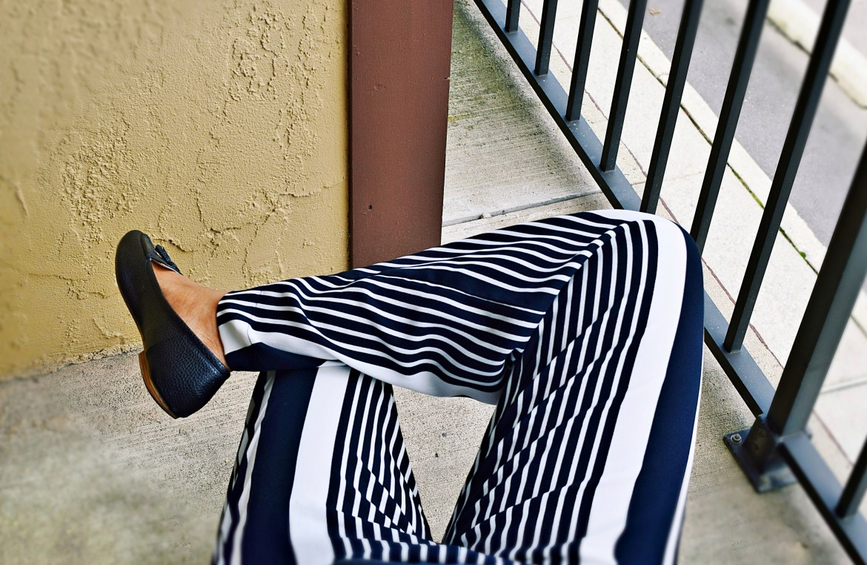 wear stripes