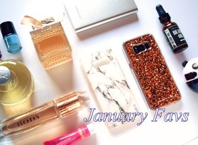 C's January Favorites
