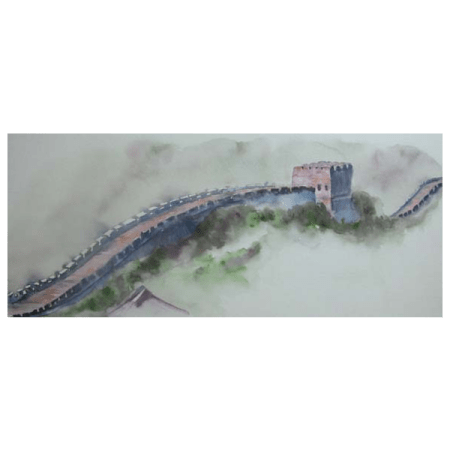 Promenade on the ridge