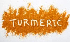 turmeric written