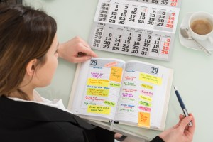 Planning and Scheduling is also essential for nutrition
