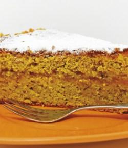 Recette sucrée : gâteau à la carotte