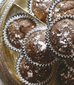 FONDANTS CHOCOLAT MARRON