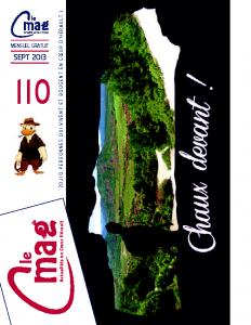 110 – septembre 2013