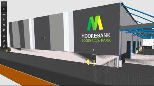 Moorebank Revit Mockup