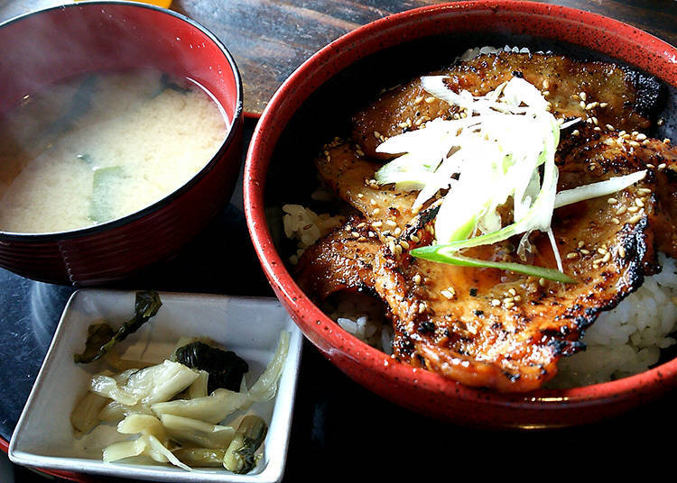 Target 2: The Flavors of Chichibu in Delicious Local Cuisine