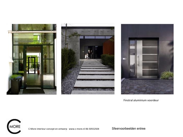 Interieur ontwerp C-More I en N14