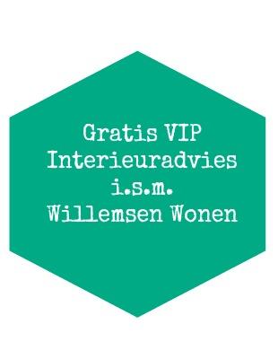Gratis VIP interieur advies by C-More ism Willemsen Wonen Elst.