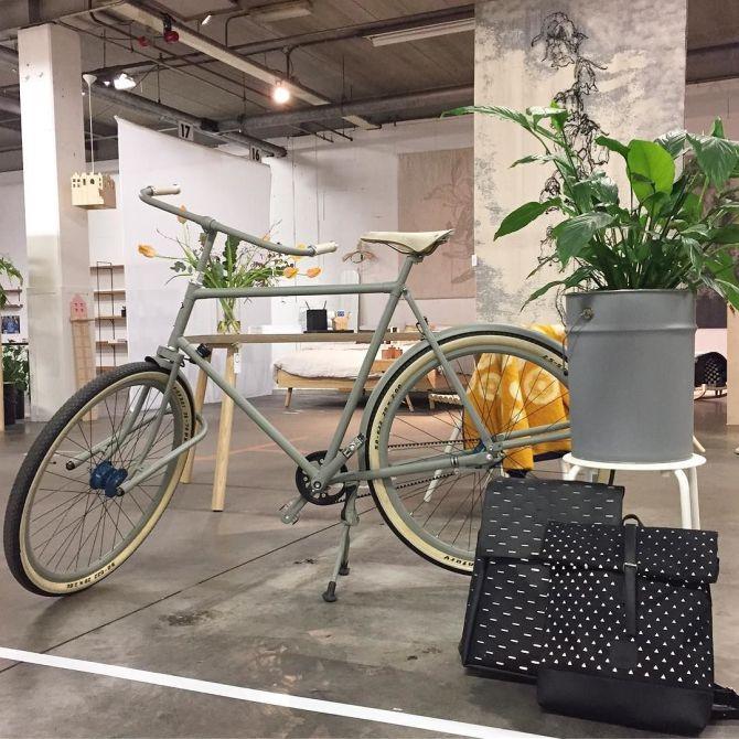 Made in Nijmegen bij C-More Concept Store | Teun's custom made fiets