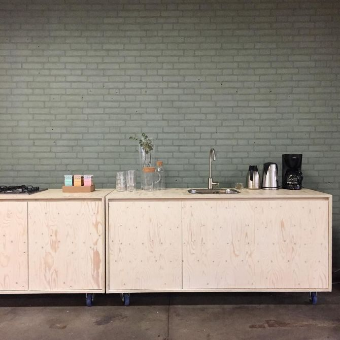 Made in Nijmegen bij C-More Concept Store | Dutch Craftsmen keuken