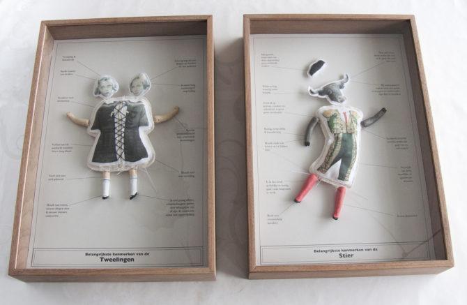 Annemoon | Sterrenbeelden origineel in lijst | C-More Concept Store | HonigComplex Nijmegen
