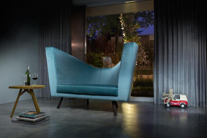 Lascivious Sofa | Maarten Baptist | Room|LOFT#2 | C-More Concept Store