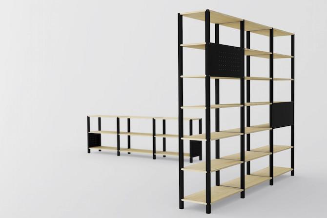 TUBE cabinet | kast | Maarten Baptist | Room|LOFT#2 | C-More Concept Store