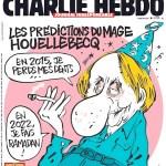 """Chrlie 7:1:15 (""""Soumission"""" et Houellebecq démentis par le 11 janvier)"""