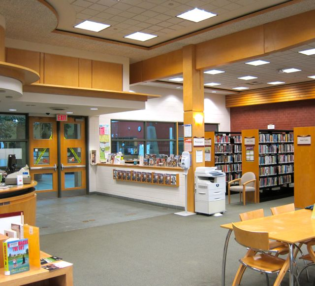 Alderwood Library: Dispatch from the Southwestern TPL Frontier (2/6)