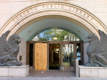 3-D Storybook: Lillian H. Smith Library (1/6)