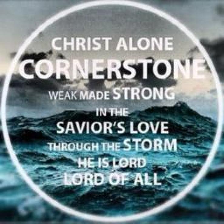Cornerstone Lyrics